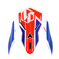 Just-1 J38 Peak Blade Blue Red White