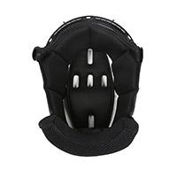 Klim Krios Pro Crown Pad Black