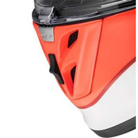 LS2 AIR VENT CHIN ARROW EVO FF323 FREEDOM ORANGE