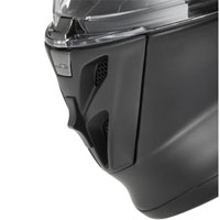 Ls2 Air Vent Chin Arrow Evo Ff323 Matt Black