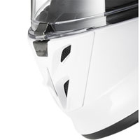 LS2 AIR VENT CHIN ARROW EVO FF323 WHITE