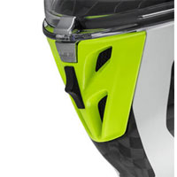 Ls2 Air Vent Chin Arrow Evo Ff323 H-v Yellow