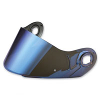 Ls2 Iridium Blue Visor Strobe Ff325