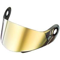 Ls2 Iridium Gold Visor Strobe Ff325