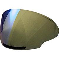 Visiera Ls2 Of600 Copter Specchiata Blu