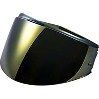 Ls2 Valiant Ff399 Visor Iridium Gold