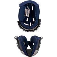 Interno Completo Mt Helmets Atom Sv Blu