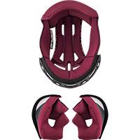 Interno Completo MT Helmets Blade 2 SV rosso