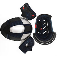 Mt Helmets Kit Liner Kre (no Sv) Ff103