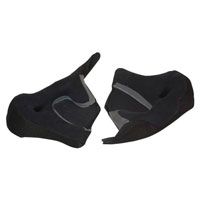Nolan Cheek Pads Clima Comfort N104 Grey