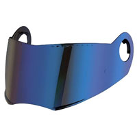 Schuberth Visor For E1 Helmets Mirror Blue