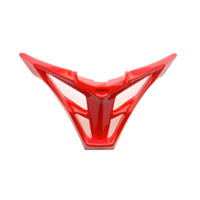 Scorpion Chin évent Guard Vx-15 Rouge