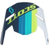 Scott 350 Evo Plus Track Visor Blue