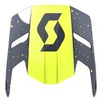 Scott 350 Evo Plus Team Visor Blue Yellow