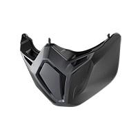 Máscara Shark AC33021 Street Drak plateada