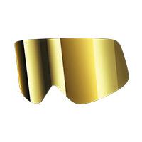 Lente Shark AC33041 Street Drak espejo dorado