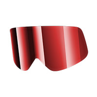 Lente Shark AC33041 Street Drak espejo rojo