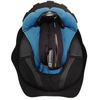 Cuffia Interna Shark Evo One 1/2 Blu