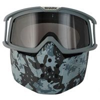 Shark Kit Masque & Google Camo