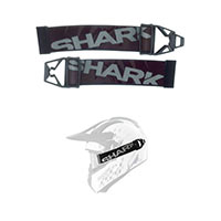 Shark Kit Elastici Per Casco Vancore