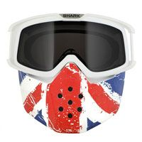 Shark Kit Masque & Google Union Jack