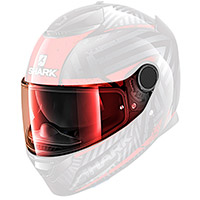 Shark Vz160 Night Day Visor Light Iridium Red