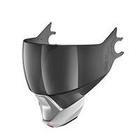 Visera Shark VZ17011 Evo Jet plata opaco ahumado
