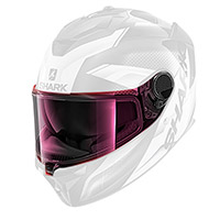 Shark Vz300 Night Day Visor Light Iridium Pink