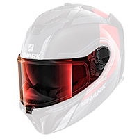 Shark Vz300 Night Day Visor Light Iridium Red