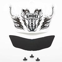 Frontino Shoei Vfx-w Scimitar Tc-6 Bianco Nero