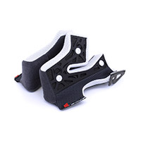Shoei Type-m Vfx-wr Cheek Pads Grey