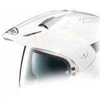 X-Lite X-551 ヘルメットピークマットホワイト