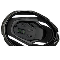 Interno Superior X-Lite Racing X-551 negro
