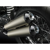 Rizoma Exhaust Tips Zbw056b