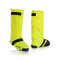 Acerbis 4.0 Light Rain Boot Cover Yellow