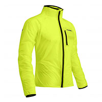 Acerbis Rain Dek Pack Jacket Yellow