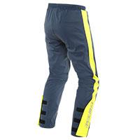 Pantaloni Antiacqua Dainese Storm 2 Nero Giallo