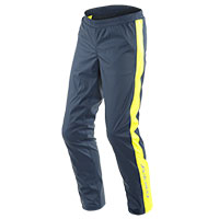 Dainese Storm 2 Rain Pants Black Yellow