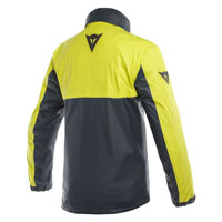 Dainese Storm Lady Jacket Black Yellow
