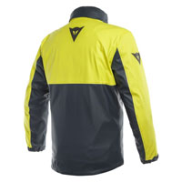 Dainese Storm Jacket Black Yellow