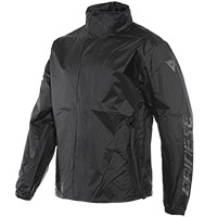 Dainese Vr46 Rain Jacket Black