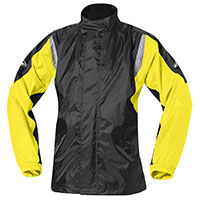 Held Mistral 2 Rain Jacket Black Yellow