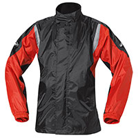 Chaqueta impermeable Held Mistral 2 Big rojo