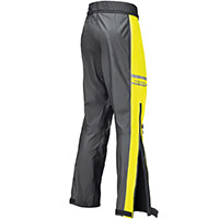 Held Rainstretch Rain Pants Black Yellow