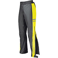 Pantaloni Antiacqua Held Rainstretch Nero Giallo