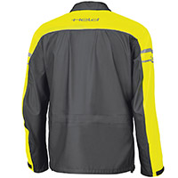 Held Rainstretch Rain Jacket Black Yellow