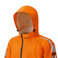 Held Wet Tour Rain Jacket Orange