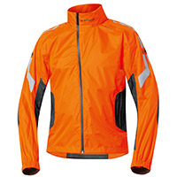 Chaqueta Impermeable Held Wet Tour naranja