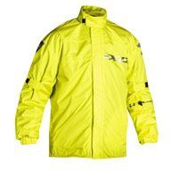 Ixon Jacket Madden Yellow Fluo Black