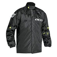 Ixon Jacket Madden Black Yellow Fluo